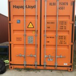 Containers sealed