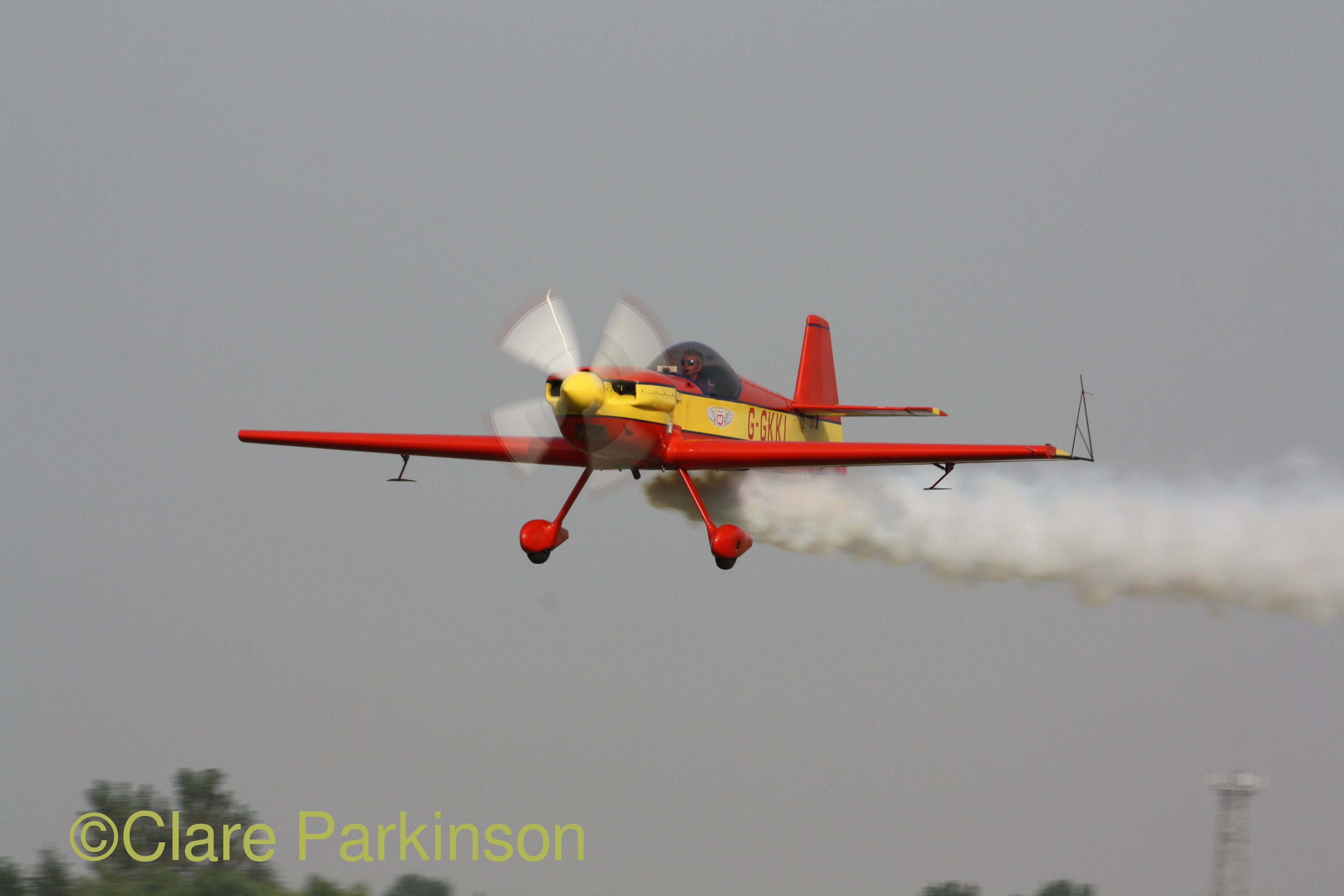 Zhengzhou Air Show through the eyes of Clare Parkinson – Mark Jefferies