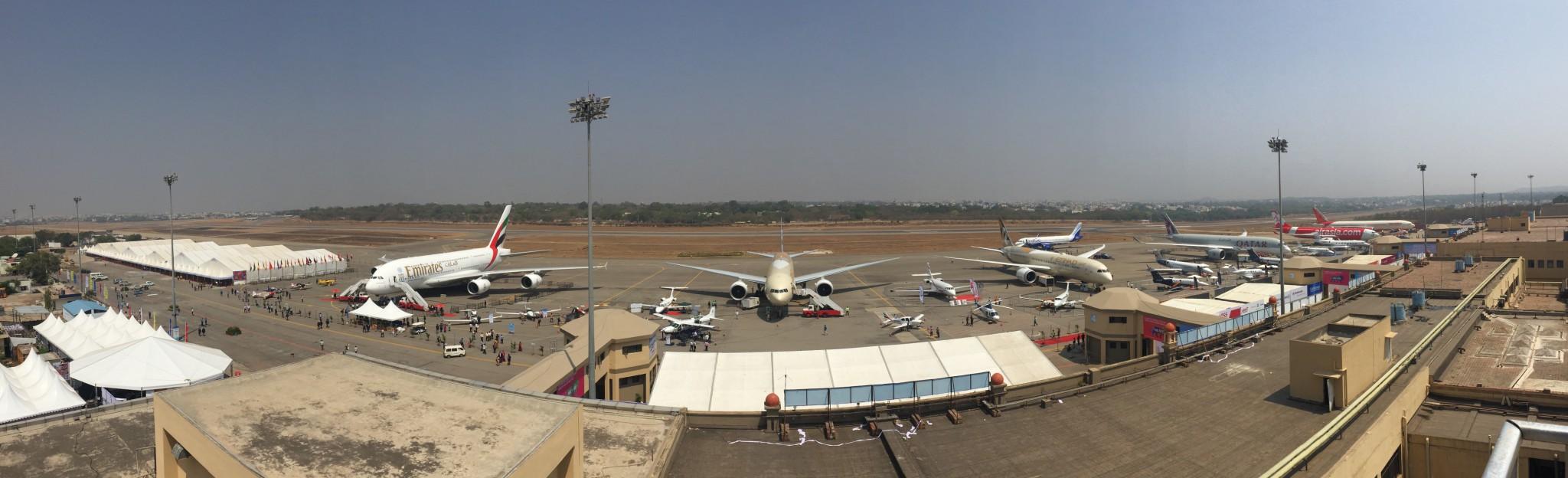 Resultado de imagen para Wings India 2018 air show
