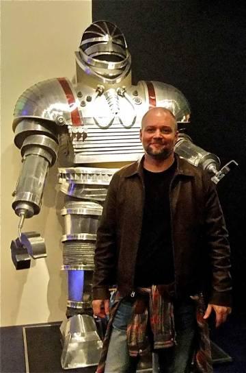 Doctor Who Giant Robot