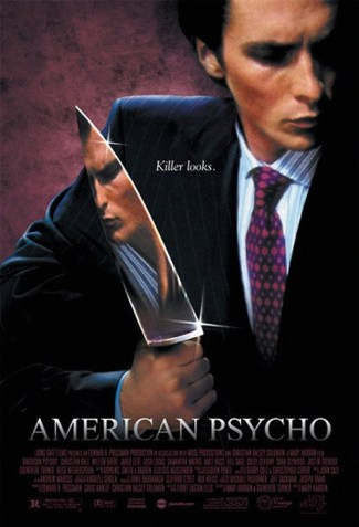 American Psycho - poster 2