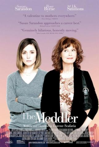 The Meddler - poster
