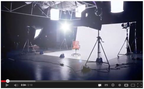 Making of Why Chair video with Us and Them
