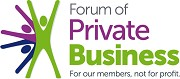 Forum of Private Business ogo