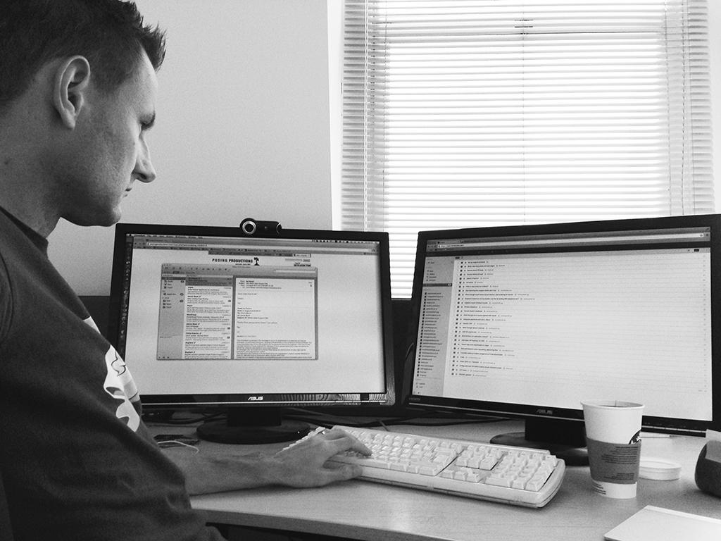 Technical Director Chris Gibson Job Role