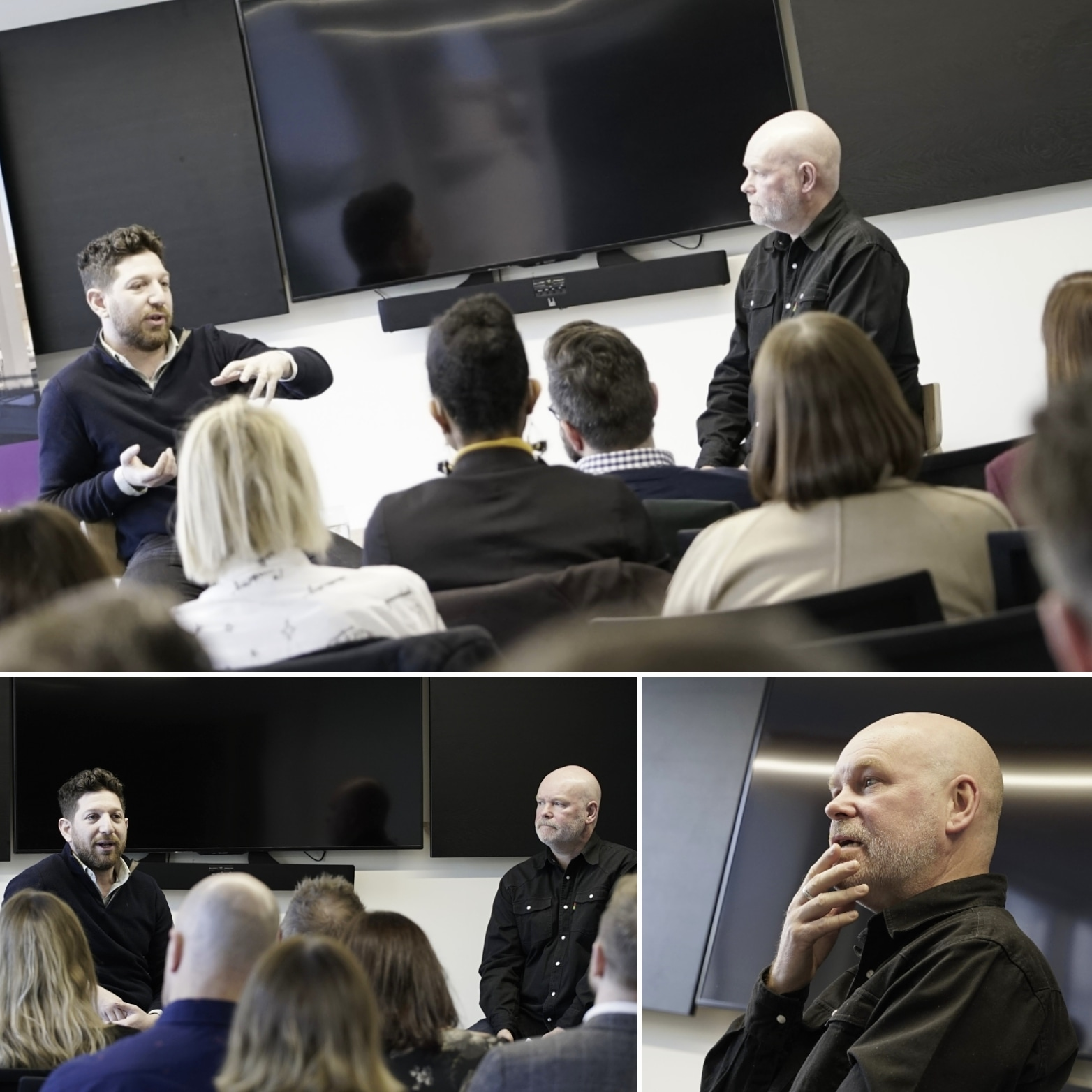 Agency New Business Q&A session with Mark Kelly