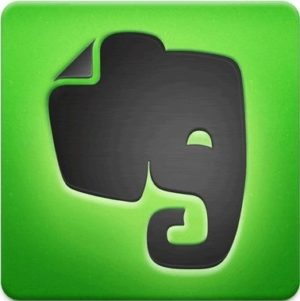 Use Evernote as a document library