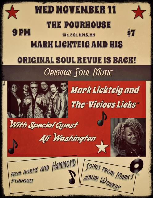 Lickteig Soul Poster Ver 3