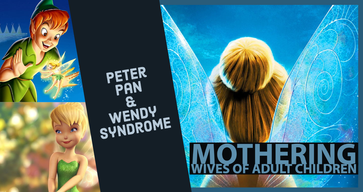 Wendy and Peter Pan Syndrome in Relationships