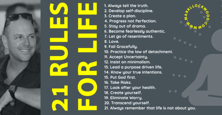 21 Rules for Life