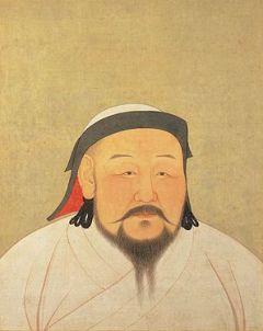 Kublai Khan, the Great Khan of the Mongol Empi...