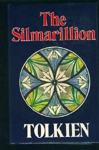"""Cover of """"The Silmarillion"""""""