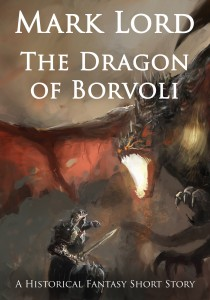 The Dragon of Borvoli cover