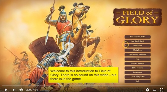 Field of Glory – Introductory Video