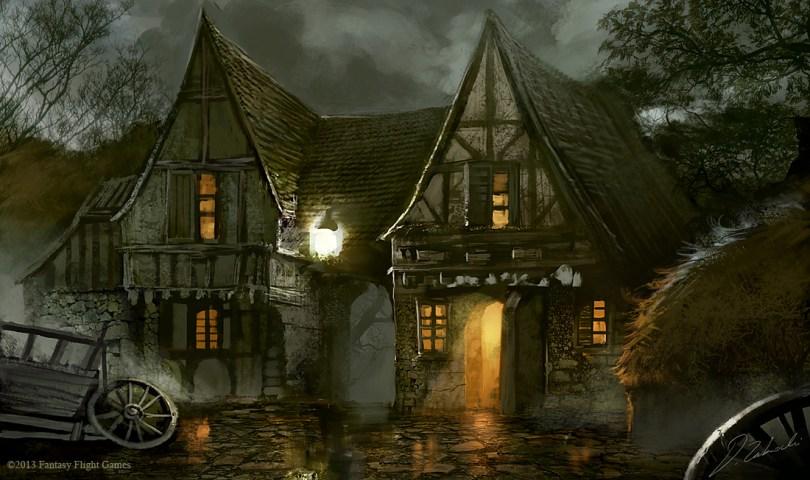 Warhammer Inn