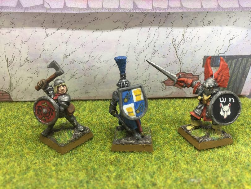 Oldhammer Photo - Death on the Reik and Ulrik Ulrikson