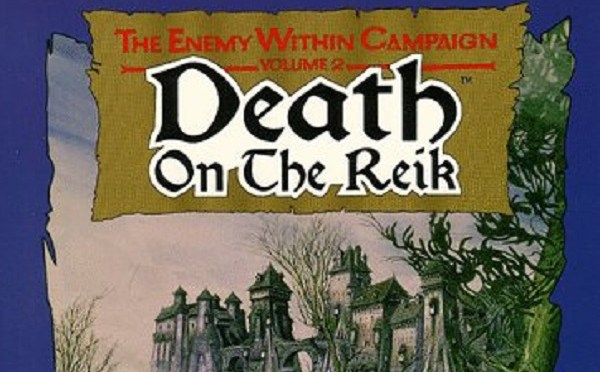 Death on the Reik – Similarities with The Shadow over Innsmouth