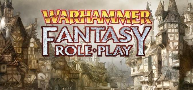 Warhammer Fantasy Roleplay (WFRP) 4e Character Sheet Template for RPGGeek