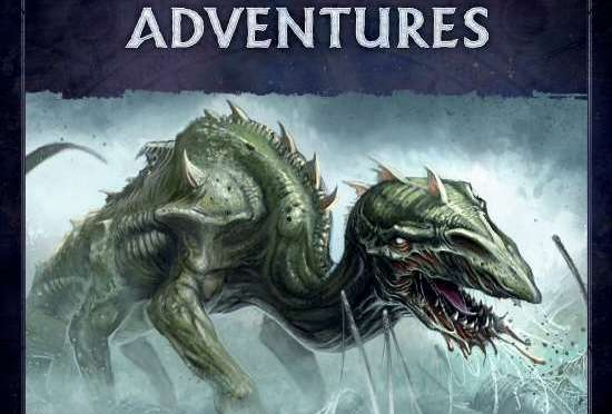 Not One but Two New Warhammer Fantasy Roleplay (WFRP) adventures!