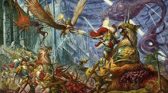 Warhammer Fantasy Battle Scenario Generator