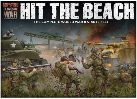 Flames of War Hit the Beach