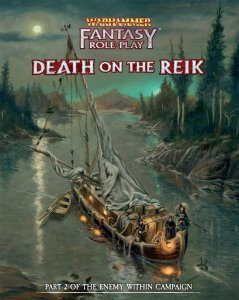 Death on the Reik cover