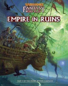 Empire in Ruins Cover