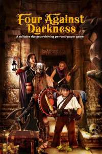 Four Against Darkness cover