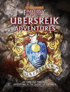 Ubersreik Adventures Cover