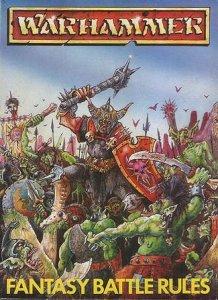 Warhammer Fantasy Battle 2nd Edition cover