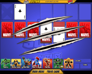 MarvelSolitaire