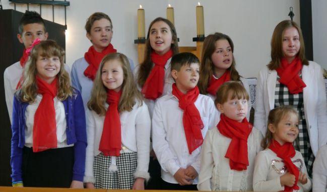 Pamiątka założenia kościoła w Puńcowie 2016