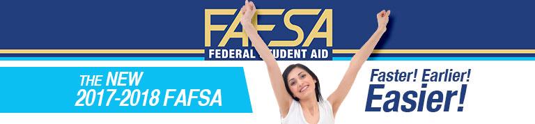 FAFSA Banner