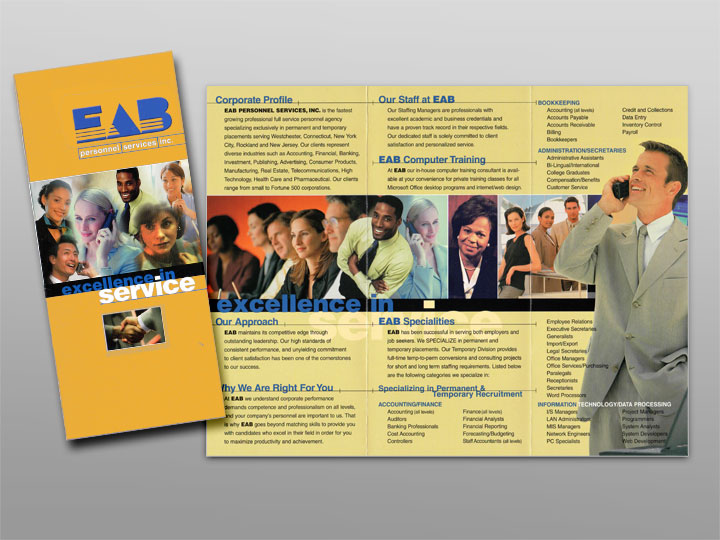 EAB - Career Brochure