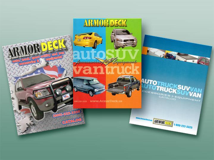 Armor Deck - Product Catalogs