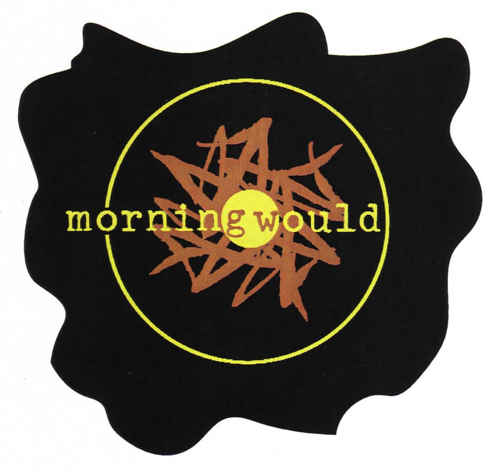 Morning Would - Album Package Design