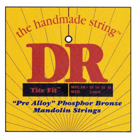 DR Strings - Package Design