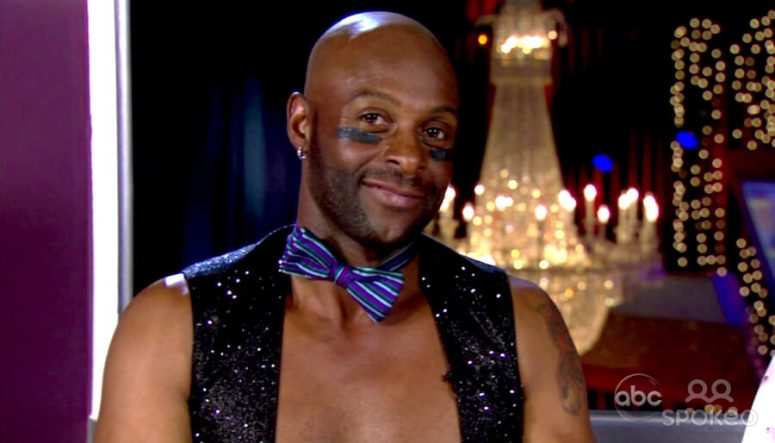 Jerry Rice in Dancing with the Stars