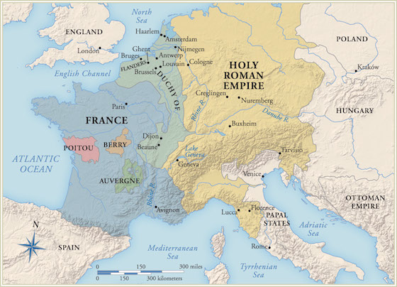 Northern Europe 1400 to 1500 Cleveland State Art