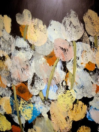 Untitled (Ball Paintings)