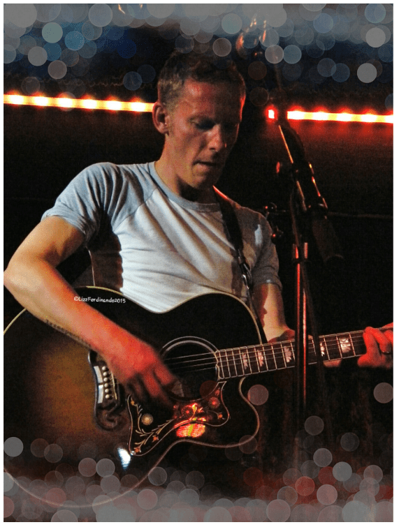 Laurence Fox On Stage