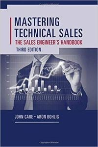 Book Cover: Mastering Technical Sales