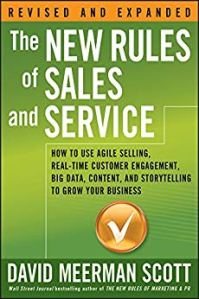 Book Cover: The New Rules of Sales and Service