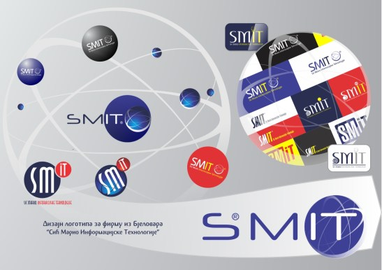 Логотип СМИТ