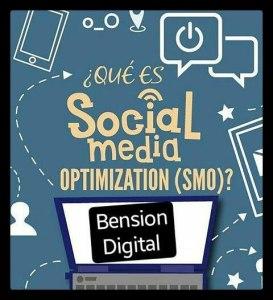 ¿Que es SMO? Social Media Optimization 1