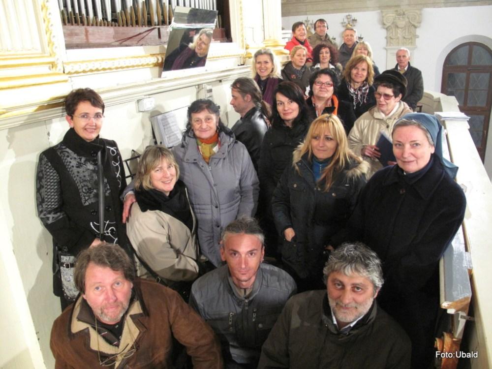 Choir /MePZ/ GEORGIOS Piran (3/4)