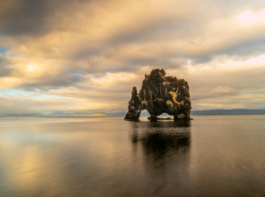 ICELAND, Hvitserkur - © Marko Kecman