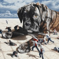 Joel Rea's look at the modern society