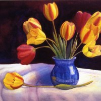 Cathy Hillegas Watercolors
