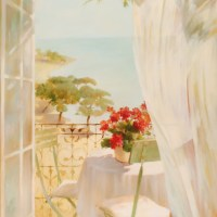 Vintage art by Fabrice de Villeneuve